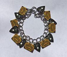 Ouija Board Planchette Bracelet Charms