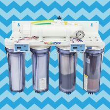 SpectraPure MaxCap 2:1 Manual Flush 90-GPD RO/DI System - MC-RODI-90-10-MF