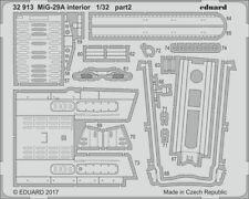 Eduard 1/32 Mikoyan MiG-29A Interior # 32913