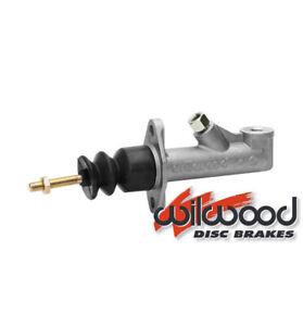 """Wilwood 0.625"""" 5/8"""" Remote (Non Integral) Universal Brake/Clutch Master Cylinder"""