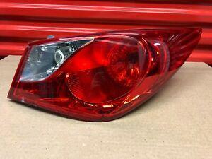 2011 - 2014 Hyundai Sonata Rear Right Passenger Tail Light Lamp 92402-3Q OEM
