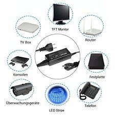 12V 6A LED Trafo Netzteil Netzadapter Driver Adapter für LED RGB Strip Streifen