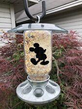 Mickey & Minnie Mouse Wild Bird Feeder