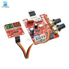 100A Spot Welder Machine Control Board Digital Time Current Display Controller