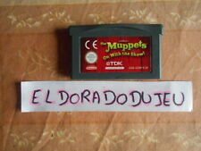 ELDORADODUJEU > THE MUPPETS ON WITH THE SHOW NINTENDO GAME BOY ADVANCE GBA VF