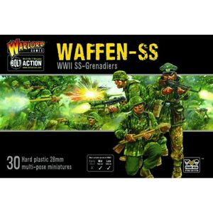 Warlord Games Bolt Action German Army Waffen SS