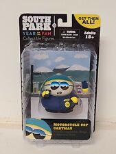 South Park Motorcycle Cop Cartman Figure Mezco Year Of The Fan