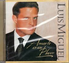 Luis Miguel Amarte es un Placer CD New Sealed