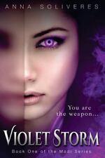 Violet Storm (Paperback or Softback)