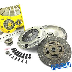 Clutch Kit for Nissan Navara D40 2.5L YD25DDTI Turbo Diesel Single Mass Flywheel