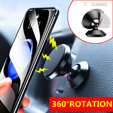 360 DEGREE MAGNETIC CAR DASH VENT MOUNT BALL DOCK HOLDER - CELL PHONE UNIVERSAL