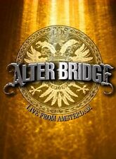 Alter Bridge - Live from Amsterdam [New CD] With DVD