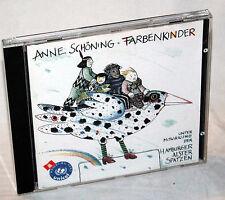 CD Anne Schöning-Couleurs Enfants