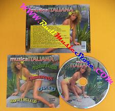 CD Compilation Musica Italiana Vol.4 GIANNI BELLA FIDENCO MAL no lp mc vhs(C26)