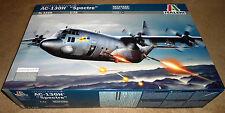 Italeri 1/72 Lockheed AC-130H Spectre