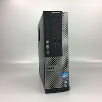Windows 10 Dell 390 Desktop PC Computer 32 or 64 BIT Core i5  3.10GHz 4GB 250GB