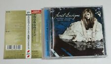 Avril Lavigne Goodbye Lullaby Special Edition JAPAN CD+DVD