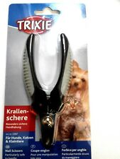 Trixie Claw Clippers with Liminator and Safety Lock for Cats Dogs Rabbits 2367