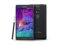 Samsung Galaxy Note 4 SM-N910V 32GB Black VerizonGSM Unlocked 4G LTE Smartphone