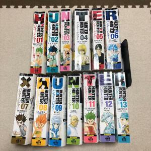 HUNTER Ã HUNTER  comic 1-13 vol Manga Anime Japan ver.
