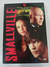 SMALLVILLE TERCERA TEMPORADA 3 COMPLETA SUPERMAN - 6 X DVD CASTELLANO ENGLISH