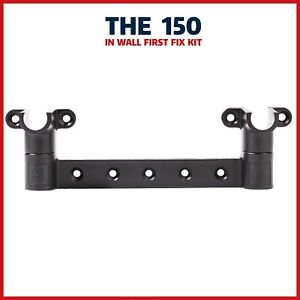 The 150 | In Wall First Fix Kit | Shower Fixing Plate for Bar Mixer First Fix