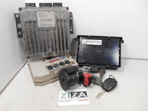 Set Schlüssel ECU Renault Modus I 1.5 DCI K9KT7 2006 8200399038 8200513163