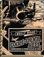 Wally Wood DARE-DEVIL ACES HARDCOVER Vanguard Productions War Comics SLIPCASE HC
