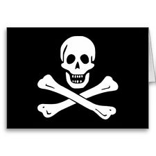 POISON JOLLY ROGER PIRATE SKULL & BONES FLAG  NEW 3 x 5 ft