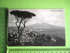 CAMPANIA - NAPOLI (NA) - NAPOLI ED IL VESUVIO - 17572