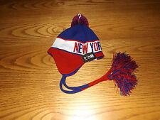 New York Giants Nfl New Era Crayon Knit