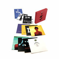 "Box Set Violator -DEPECHE MODE  10 Singles Vinilo 12""- NEW 17-07-20/pre order"