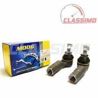 Moog Track Tie Rod End Pair for SEAT LEON Mk 2 3 + TOLEDO Mk3 + ALHAMBRA + ALTEA