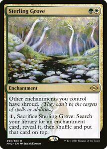 STERLING GROVE - Modern Horizons 2 - RARE MtG Card MAGIC