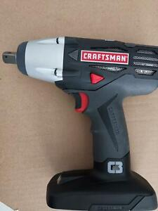 "New! Craftsman C3 19.2V Cordless 1/2"" Impact Wrench"