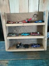 Handmade wooden shelves Display Unit Recycled Wood