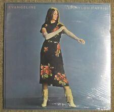 Old Records Dept: Emmylou Harris - Evangeline - still sealed - from DJ's library