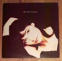 Beverley Craven – Beverley Craven Vinyl LP Album 33rpm 1990 Epic – 467053 1