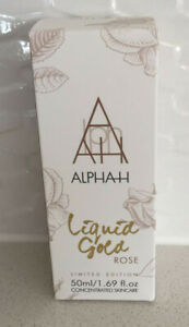 ALPHA-H LIQUID GOLD ROSE Limited Edition  50ml