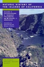 Natural History of the Islands of California by Allan A. Schoenherr: Used