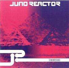 JUNO REACTOR Transmissions CD 2008