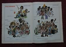 1978 Playboy All-Star Band ~ Linda Ronstadt, Fleetwood Mac, Barbara Streisand ++