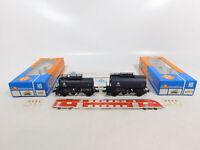 CE903-0,5# 2x Roco H0/DC Kesselwagen VTG DB: 4336A + 4337, sehr gut+OVP