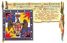 4586) PARMA, CAVALLERIA, LANCIERI DI NOVARA. BIPARTITA.