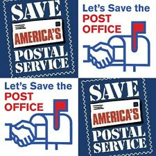 Save The Post Office #SaveThePostOffice Personalized Handwritten Letters USPS ❤️