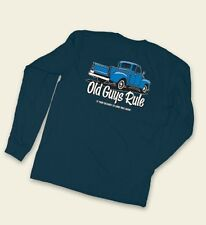 "OLD GUYS RULE "" IT TOOK DECADES TO LOOK THIS GOOD "" OLD BLUE TRUCK LONGSLEEVE XL"