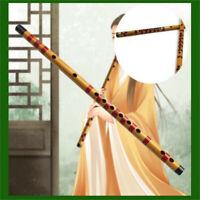 Professional flute bamboo musical instrument handmade for beginners
