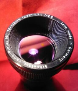 Schneider Vario-Prolux MC 70-210mm f/2.8 Projection Lens