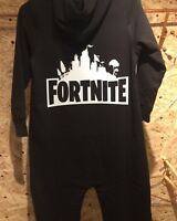 Fortnite All In One Personalised Pyjamas Name Or Initials Can Be Added To Front