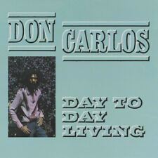 Don Carlos - Day to Day Living CD NEW/SEALED